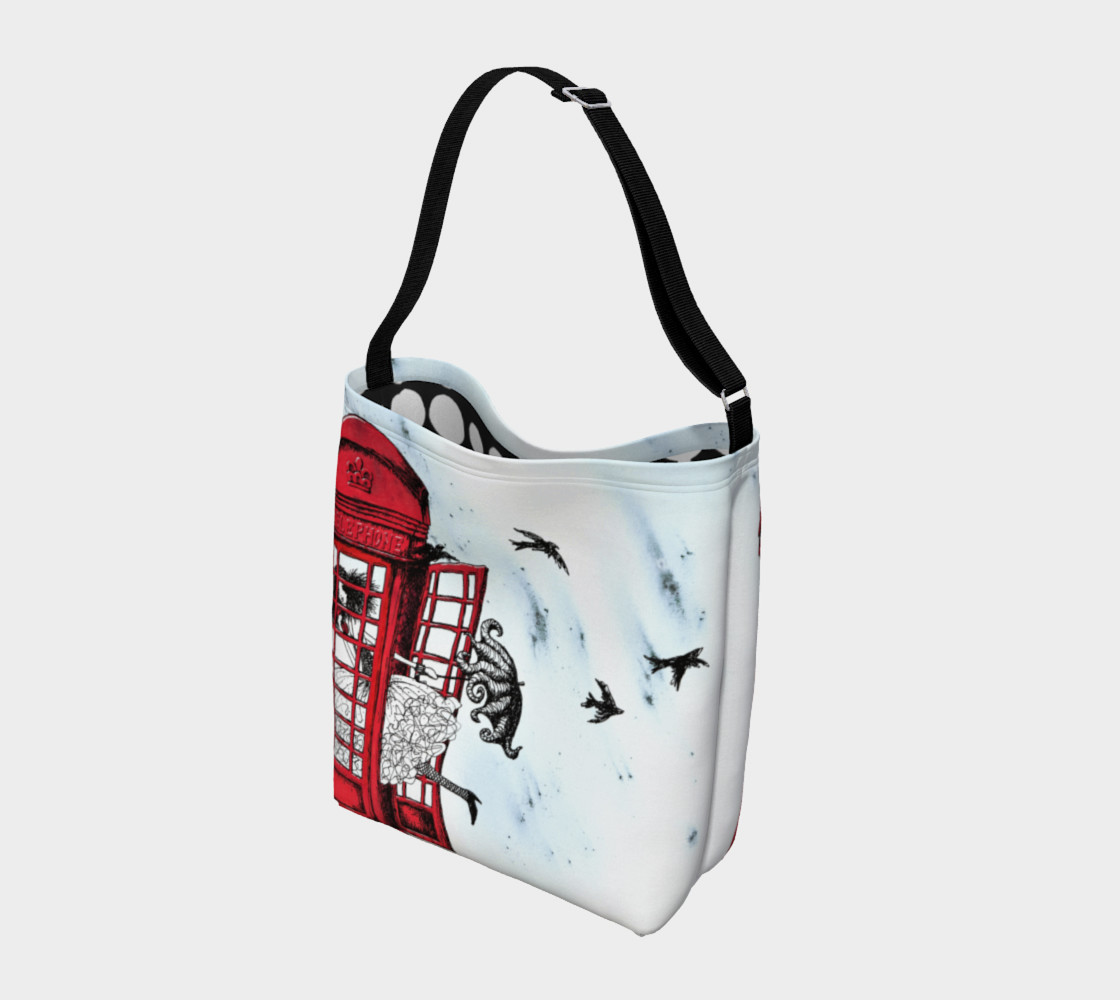 Phonebooth luxury tote preview #2