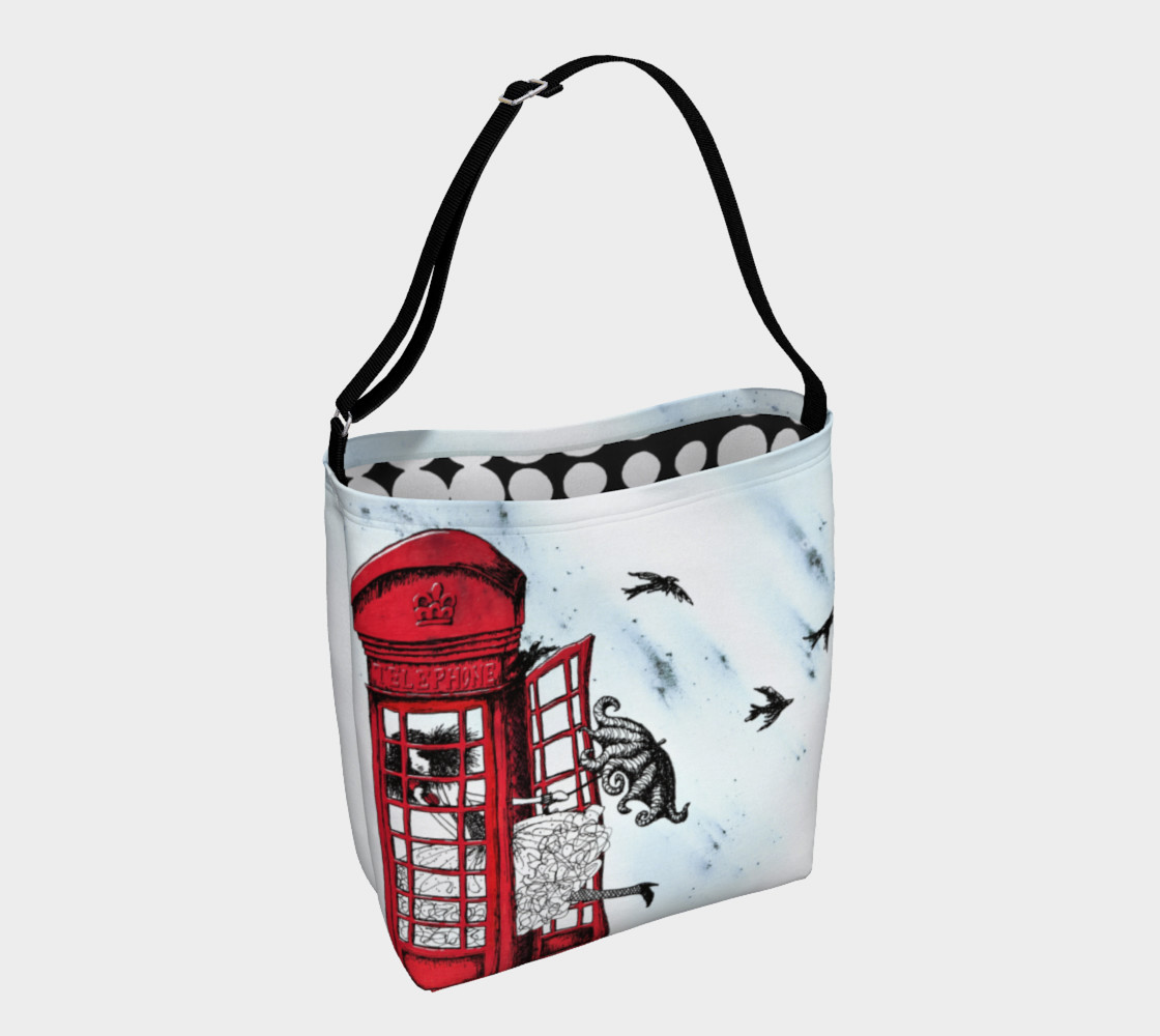 Phonebooth luxury tote preview #1