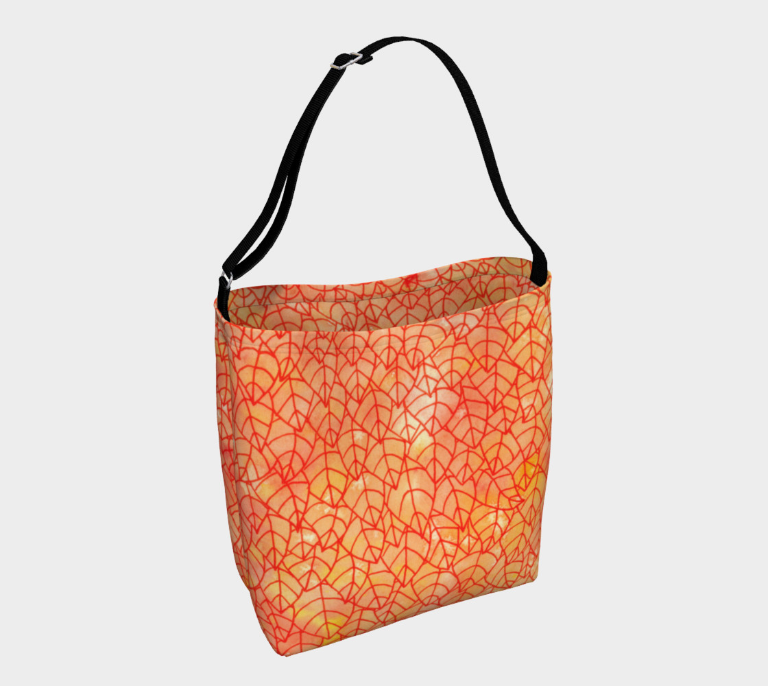 Autumn foliage Day Tote preview #1