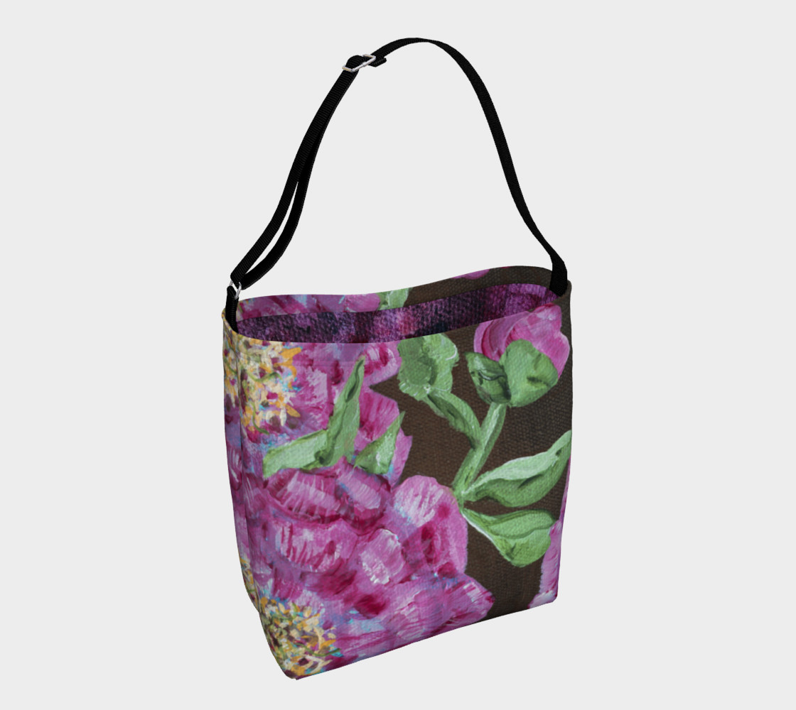 Pink Peony Tote preview #1
