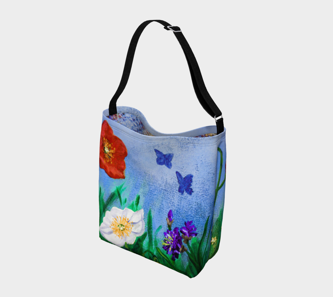 Wildflowers Tote preview #2
