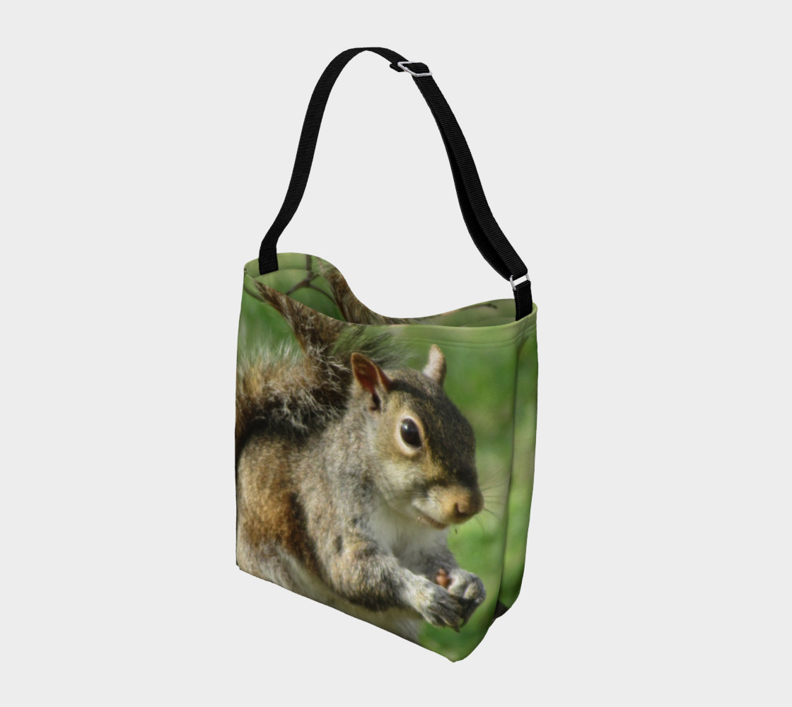 Squirrel Nutcase 0866 Day Tote preview #2