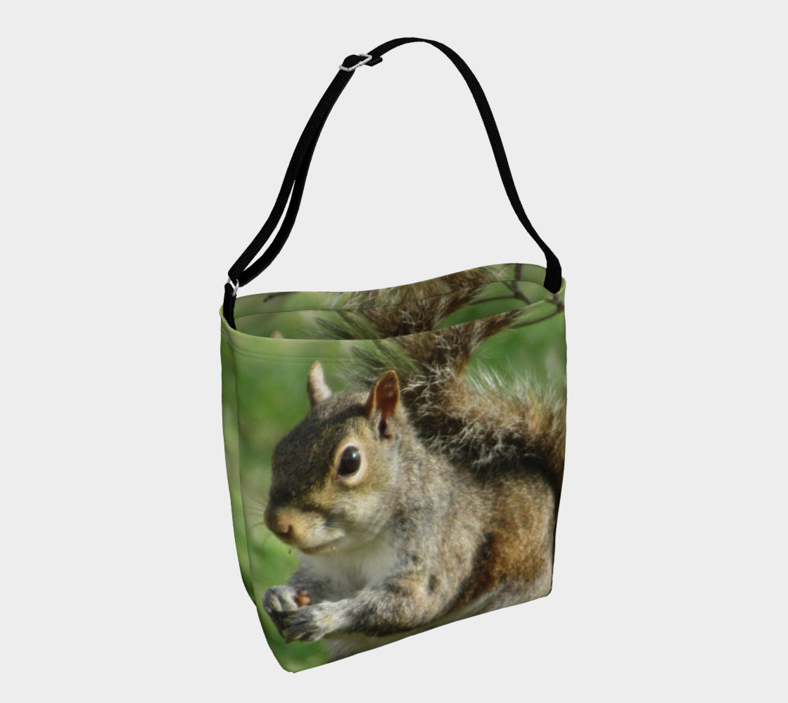Squirrel Nutcase 0866 Day Tote preview #1