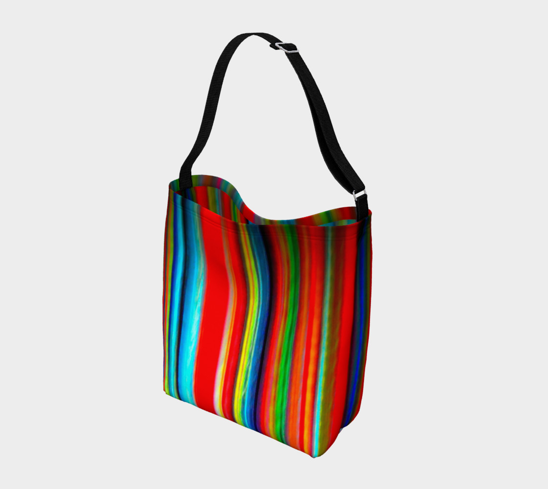 Carnivals Were Her Favorite - Day Tote - by Danita Lyn preview #2