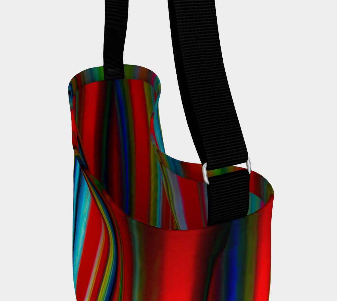 Carnivals Were Her Favorite - Day Tote - by Danita Lyn preview #3