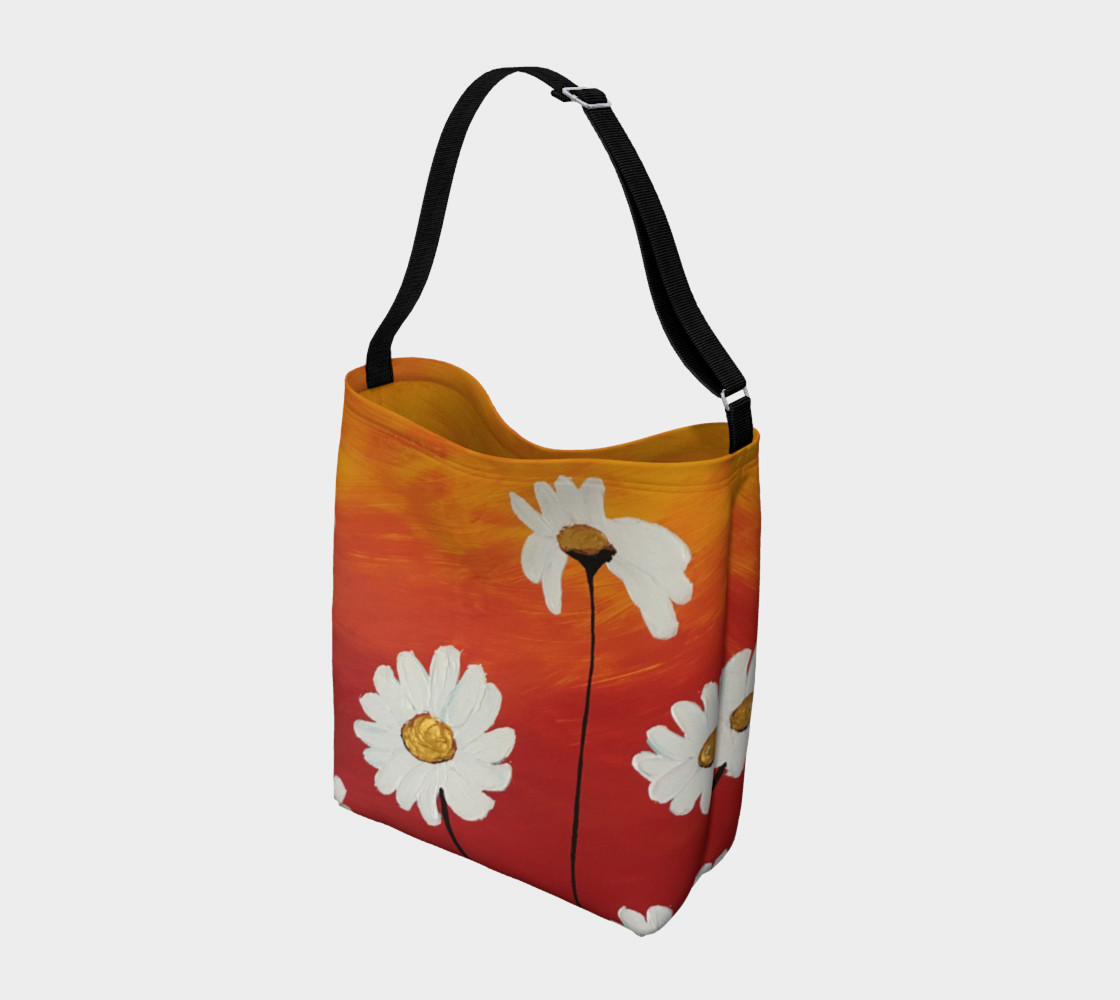Daisy Sunset Tote preview #2