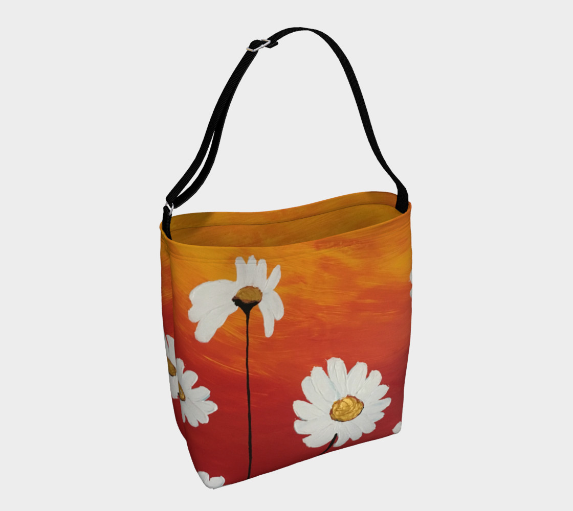 Daisy Sunset Tote preview #1