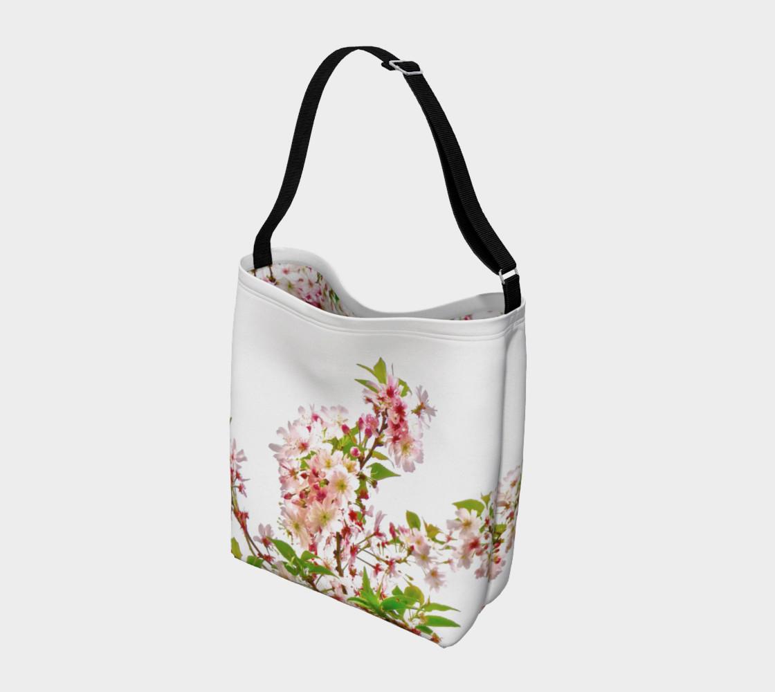Cherry Blossom Fizz 1596-1639 Day Tote preview #2