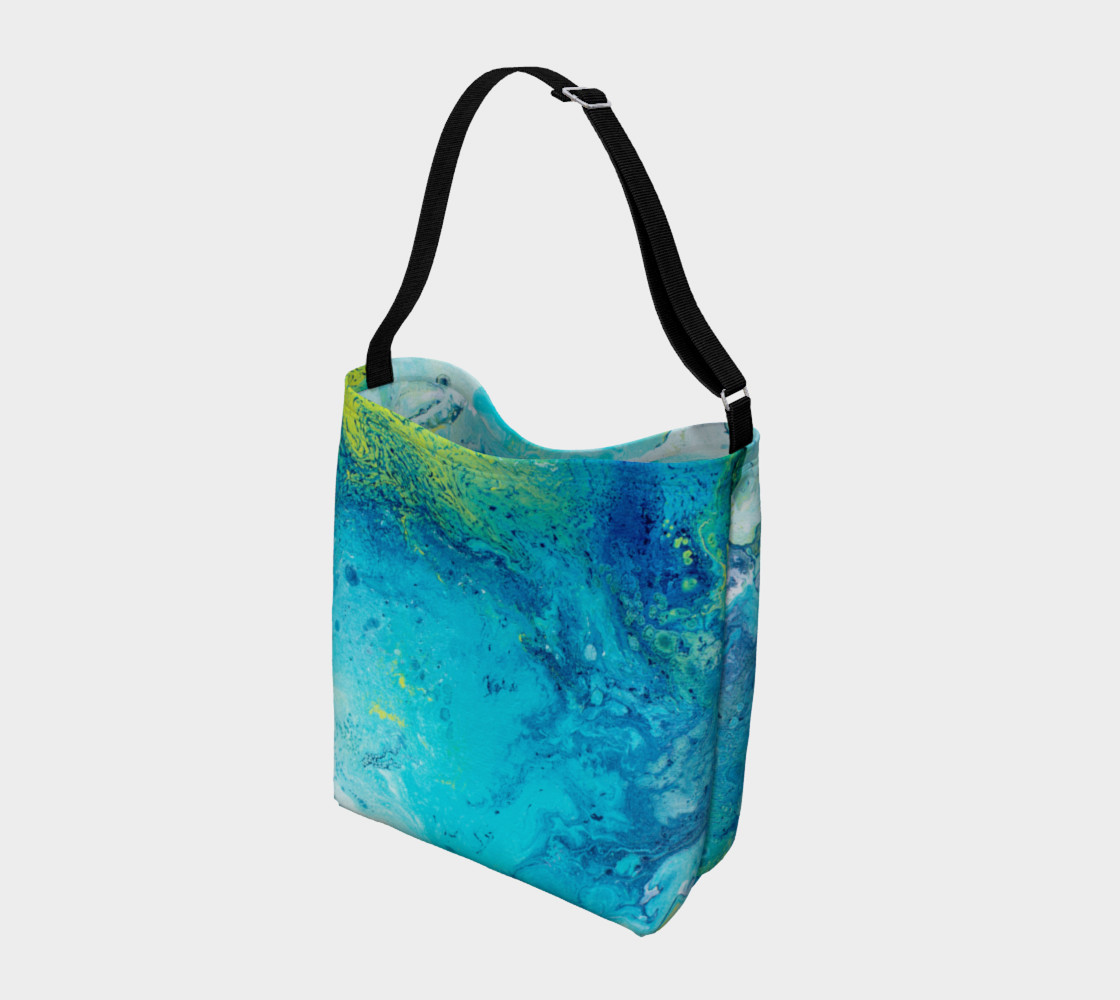 Cool, Calm, & Collected Tote Bag Miniature #3