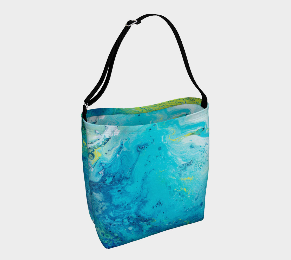 Cool, Calm, & Collected Tote Bag Miniature #2