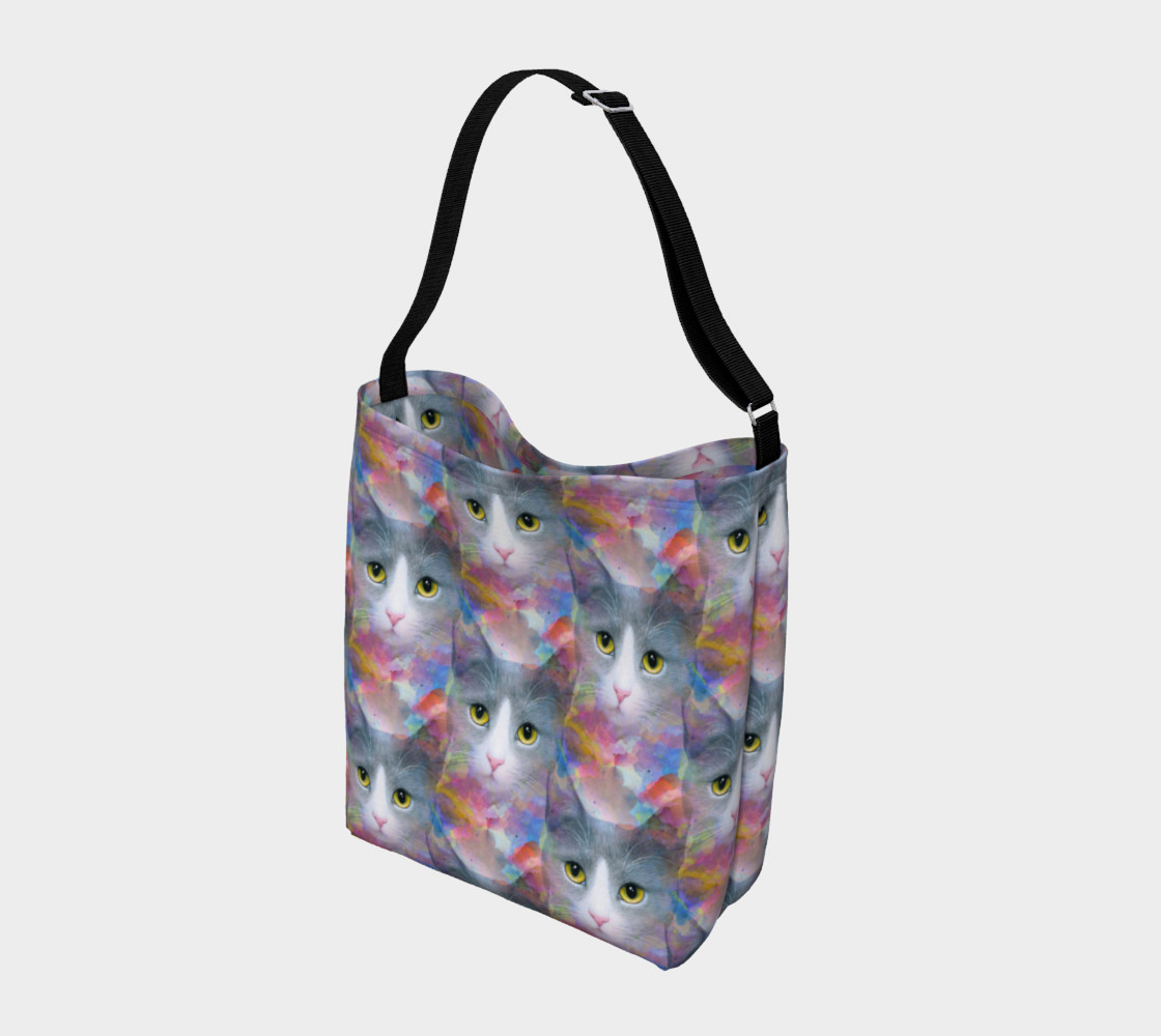 Cat 612 Day tote preview #2