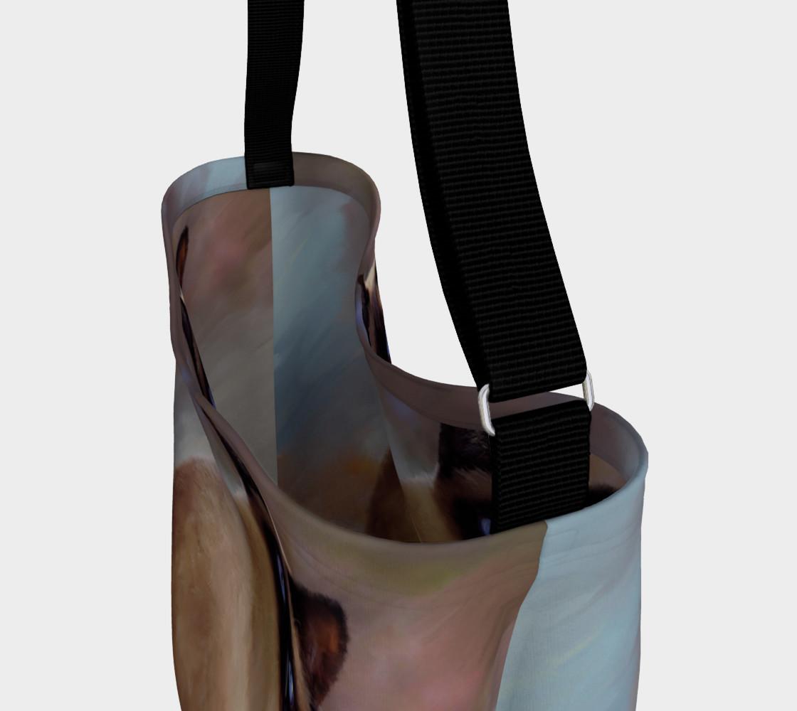 Cat 613 tote bag preview #3