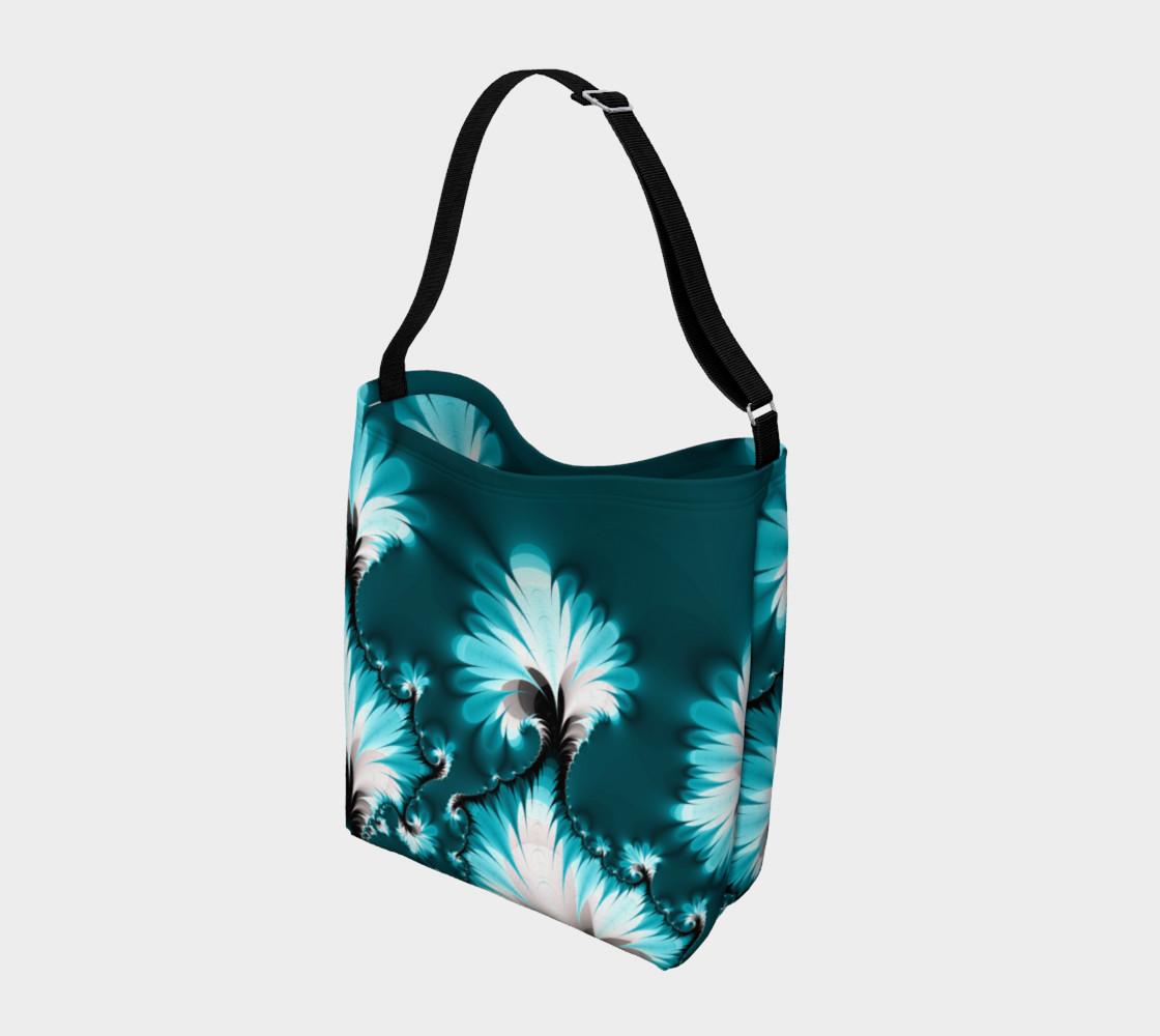 Nikki's Fractal Tote Bag preview #2