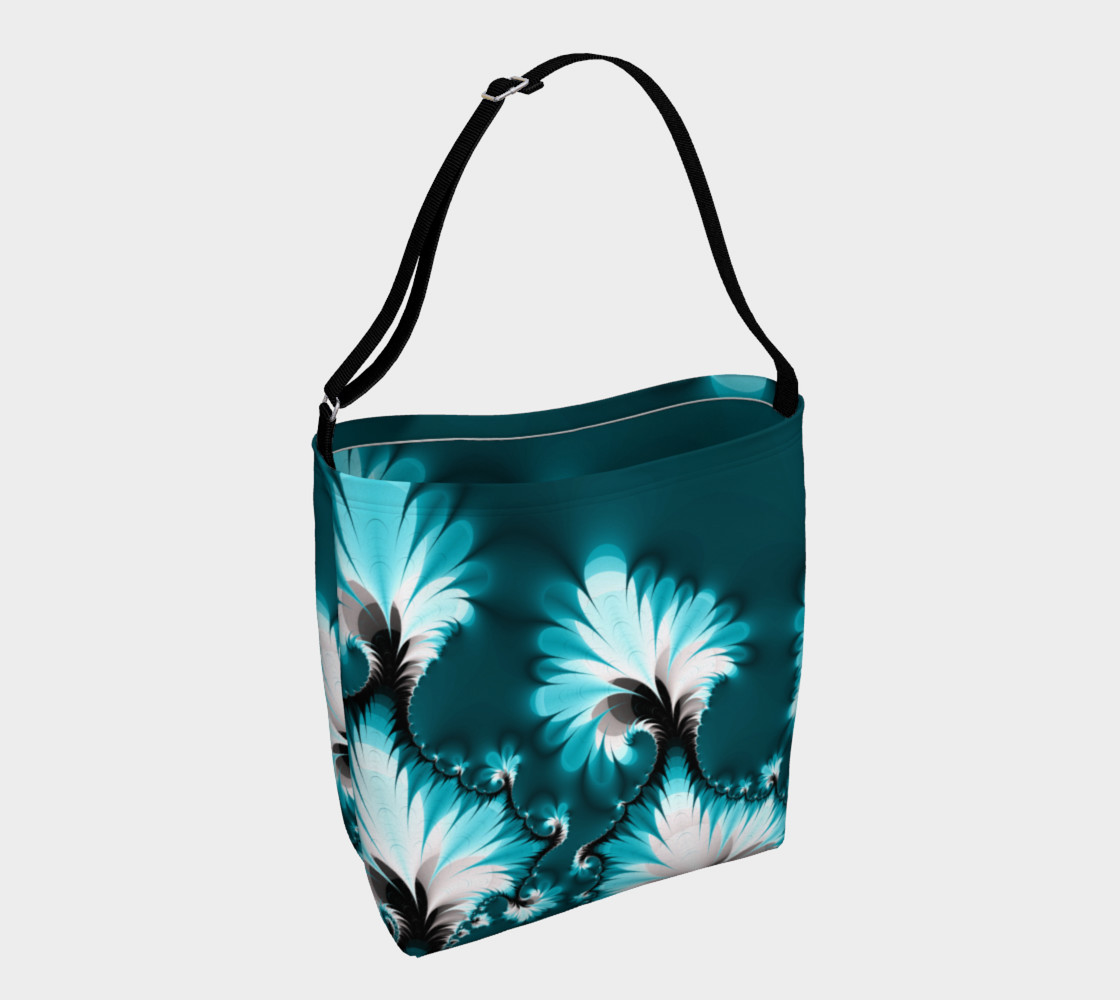 Nikki's Fractal Tote Bag preview #1