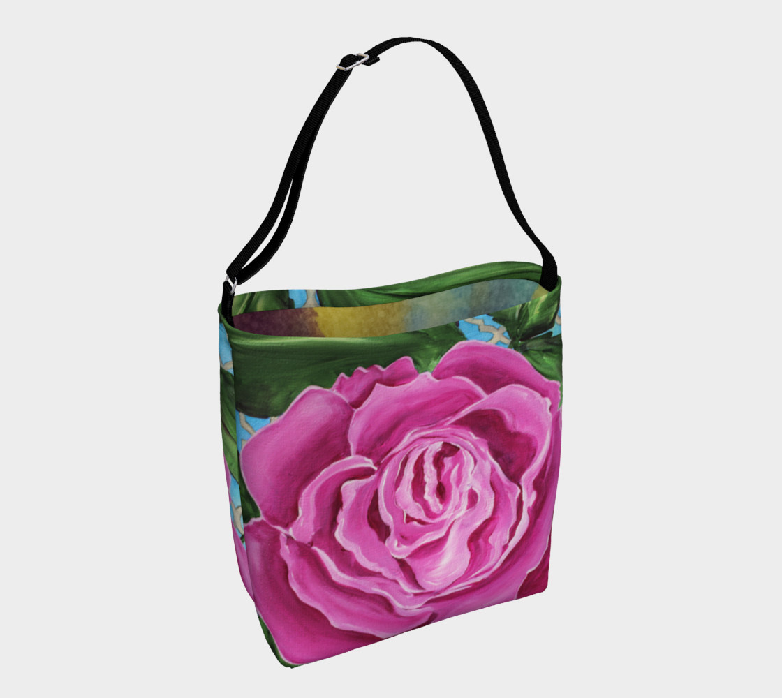 Mother's Day Rose Tote preview #1