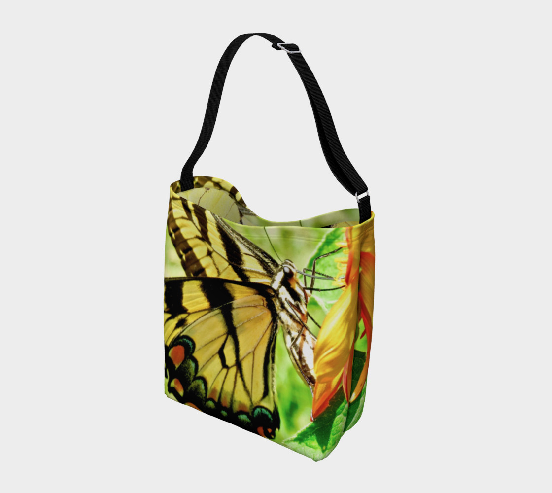 Wings of Light Butterfly 5661/5690 Day Tote  Miniature #3