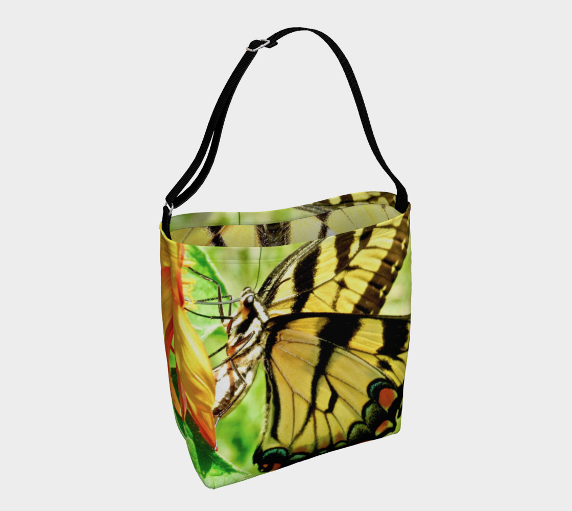 Aperçu 3D de Wings of Light Butterfly 5661/5690 Day Tote
