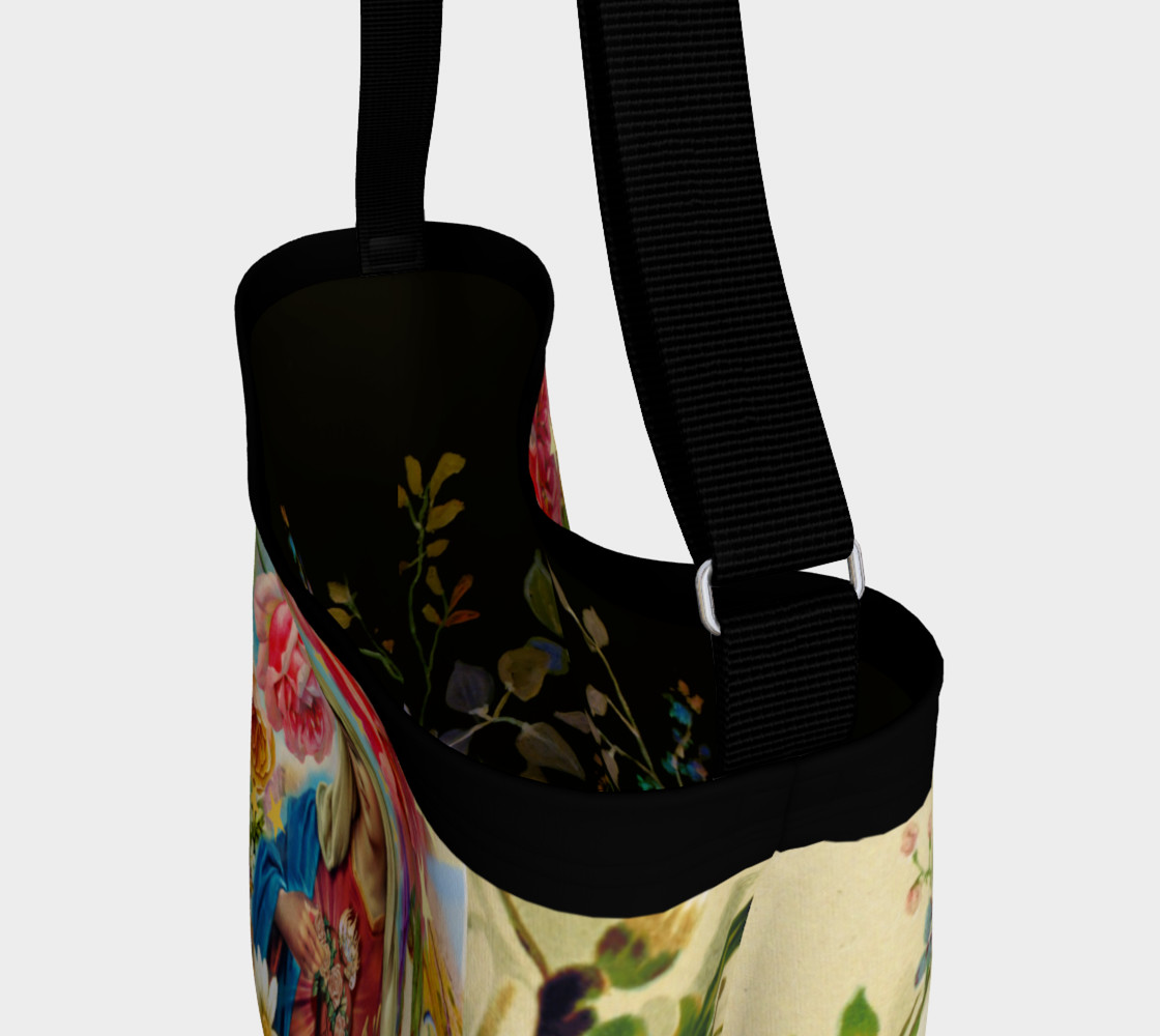 Aperçu de Our Lady of the Roses Day Tote #3