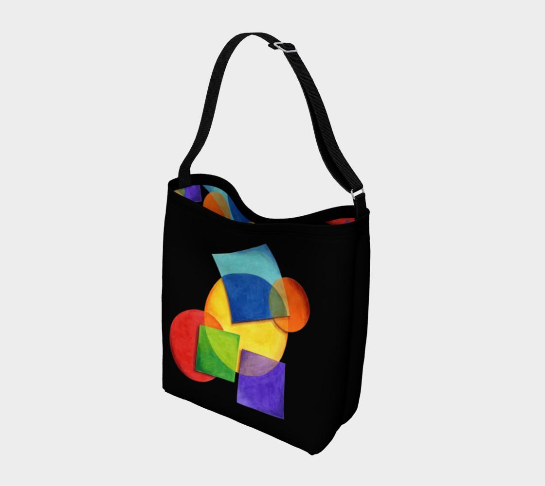Aperçu de Candy Rainbow Geometric #2