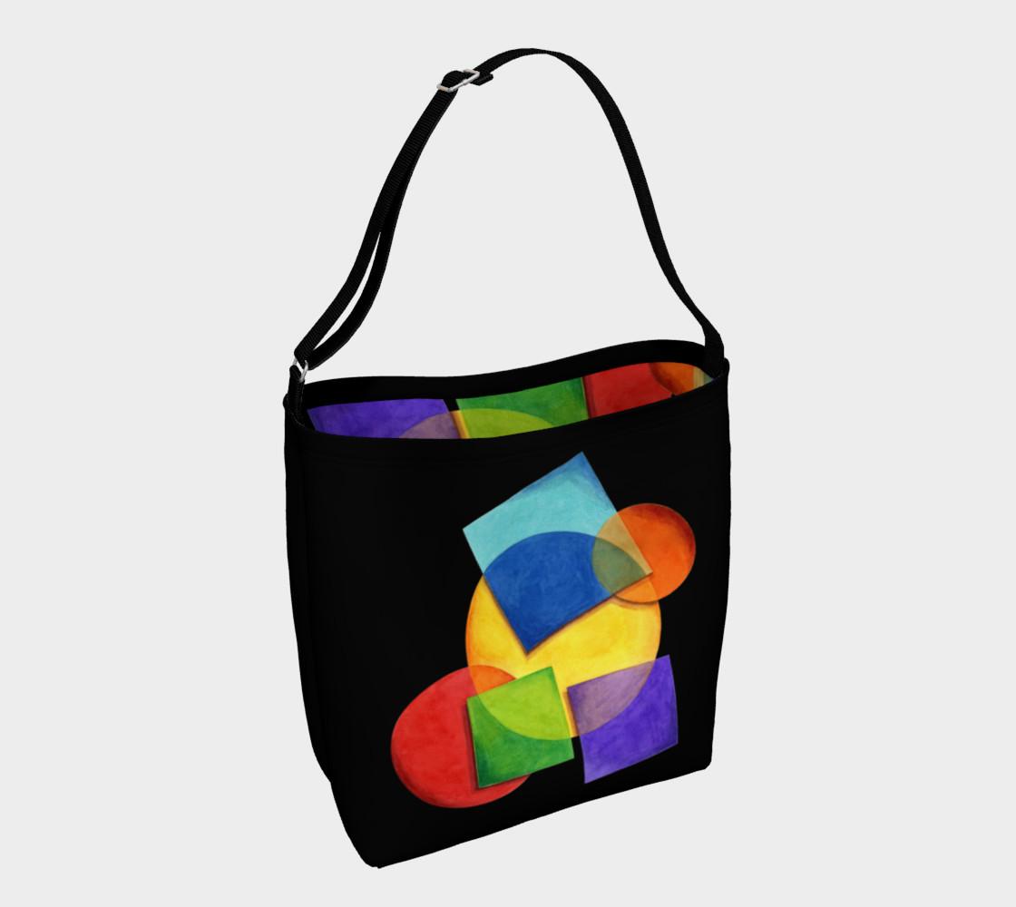 Aperçu de Candy Rainbow Geometric #1