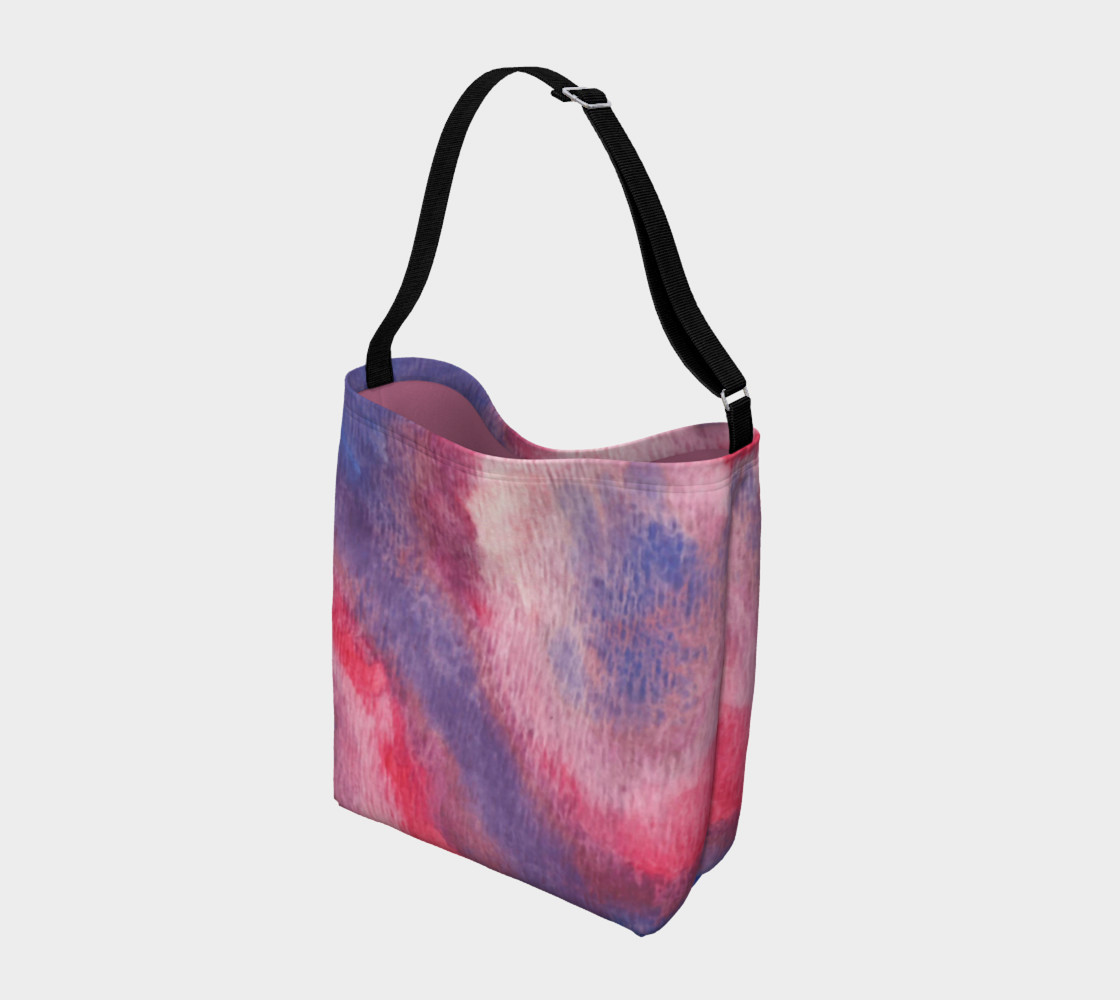 Roses at Night Day Tote preview #2