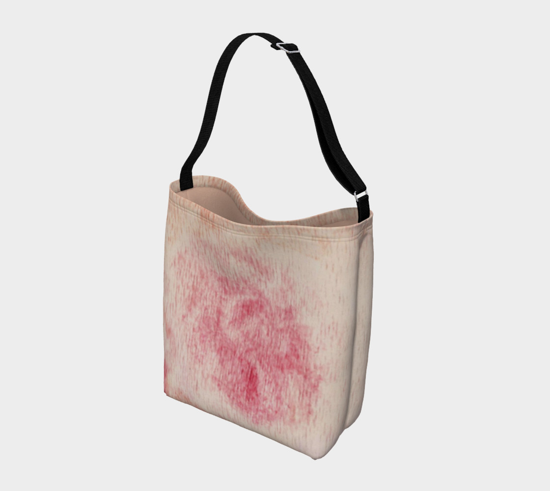 Peach Rose Day Tote preview #2