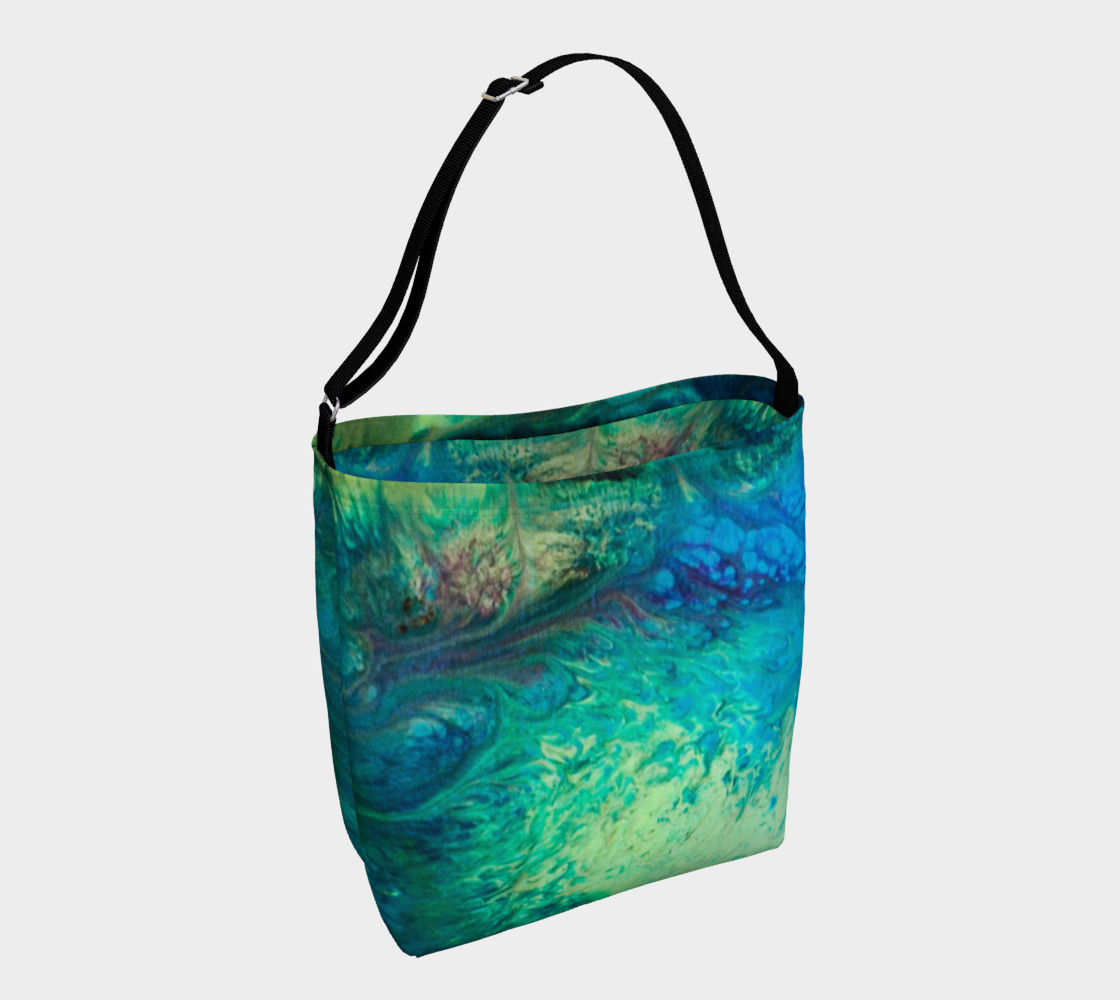Aperçu de Flow Tote Bag 2 #1