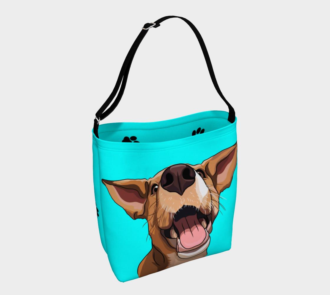Red Heeler Dog Bag preview #1