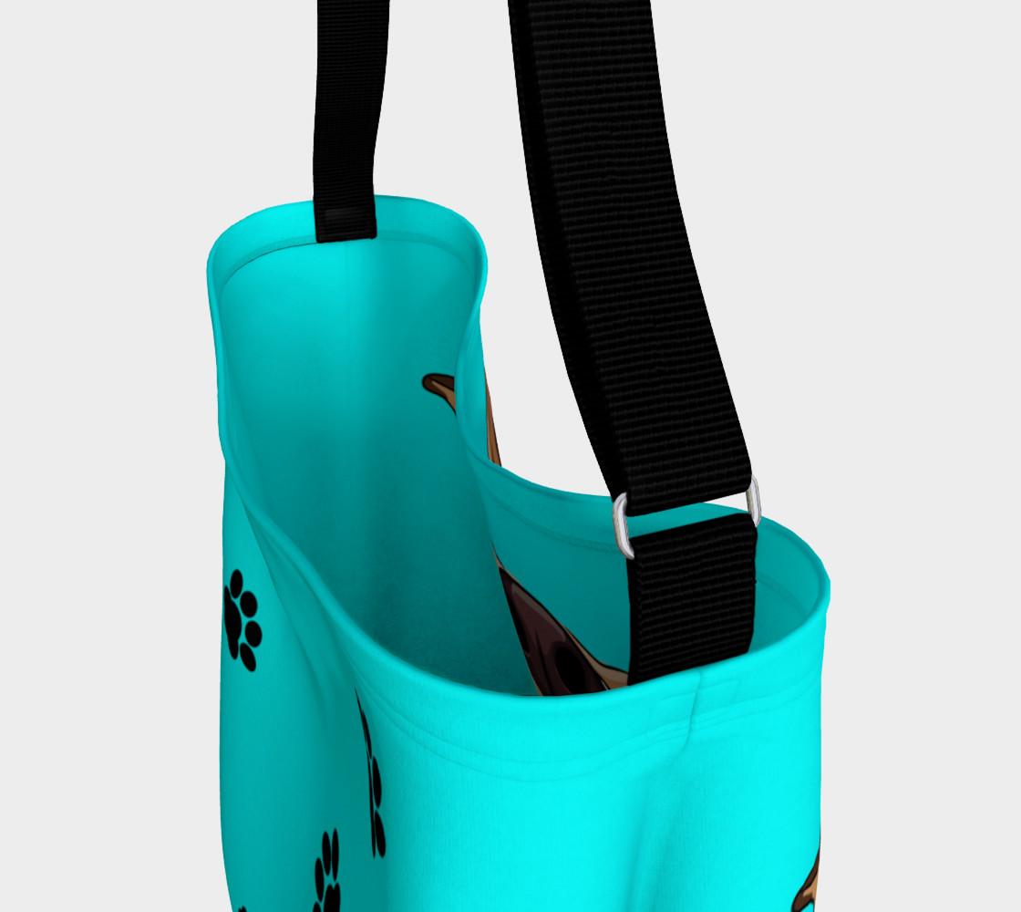 Red Heeler Dog Bag preview #3