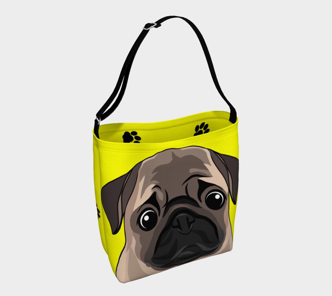 Pug Bag Yellow preview #1