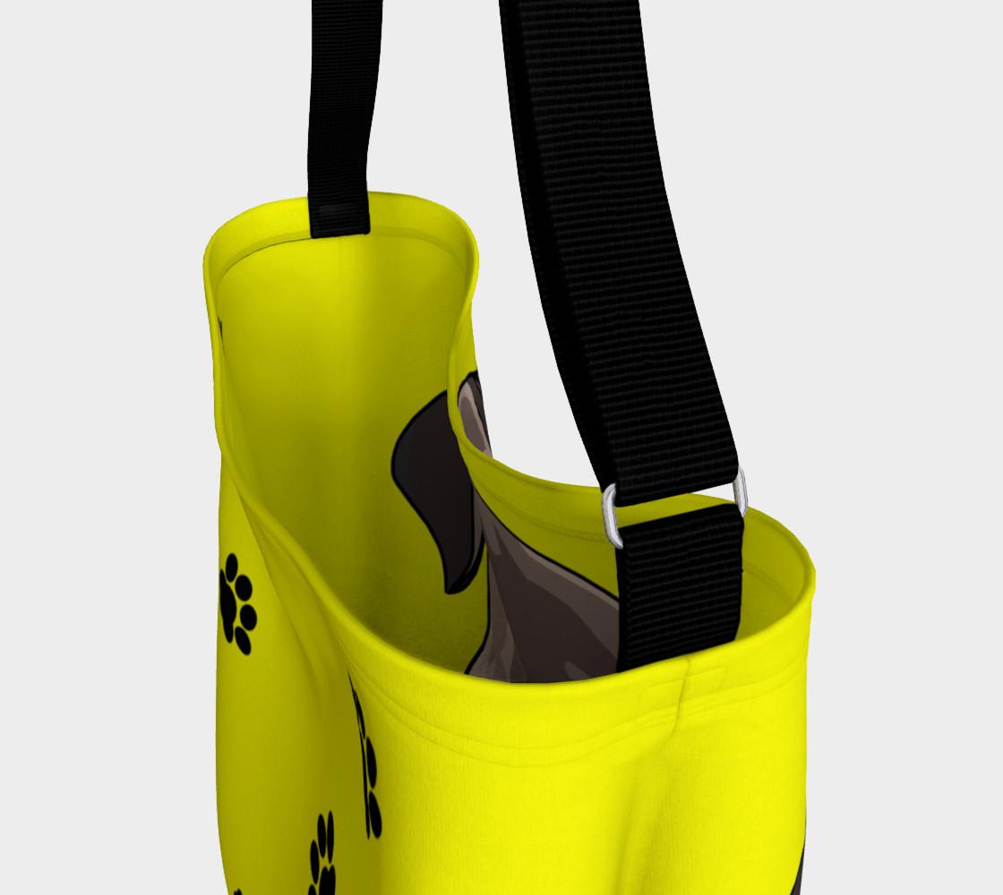 Pug Bag Yellow preview #3