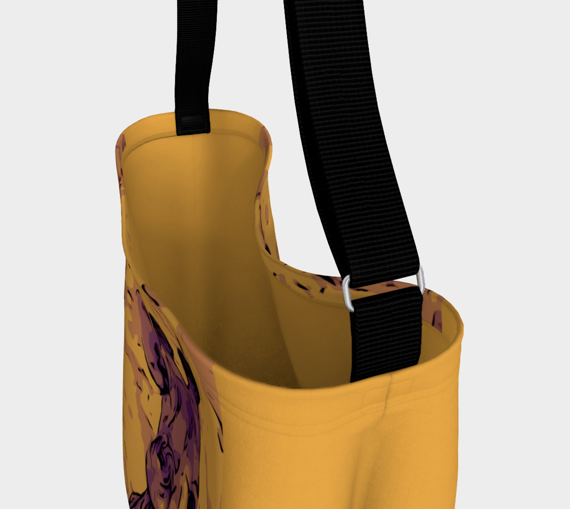 Yellow giraffe preview #3