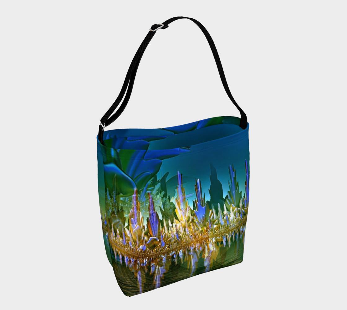 Underwater Sea Garden Tote preview #1