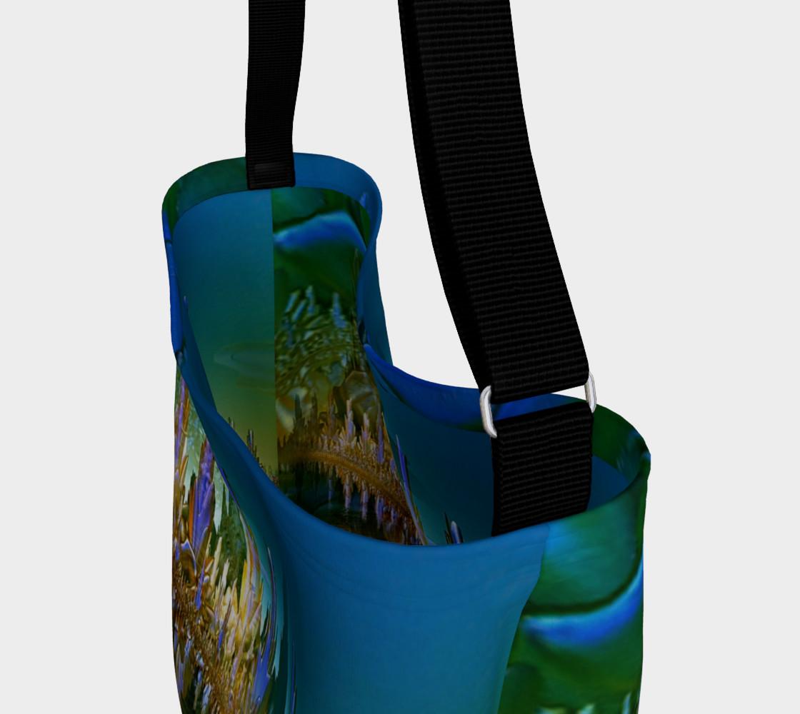 Underwater Sea Garden Tote preview #3
