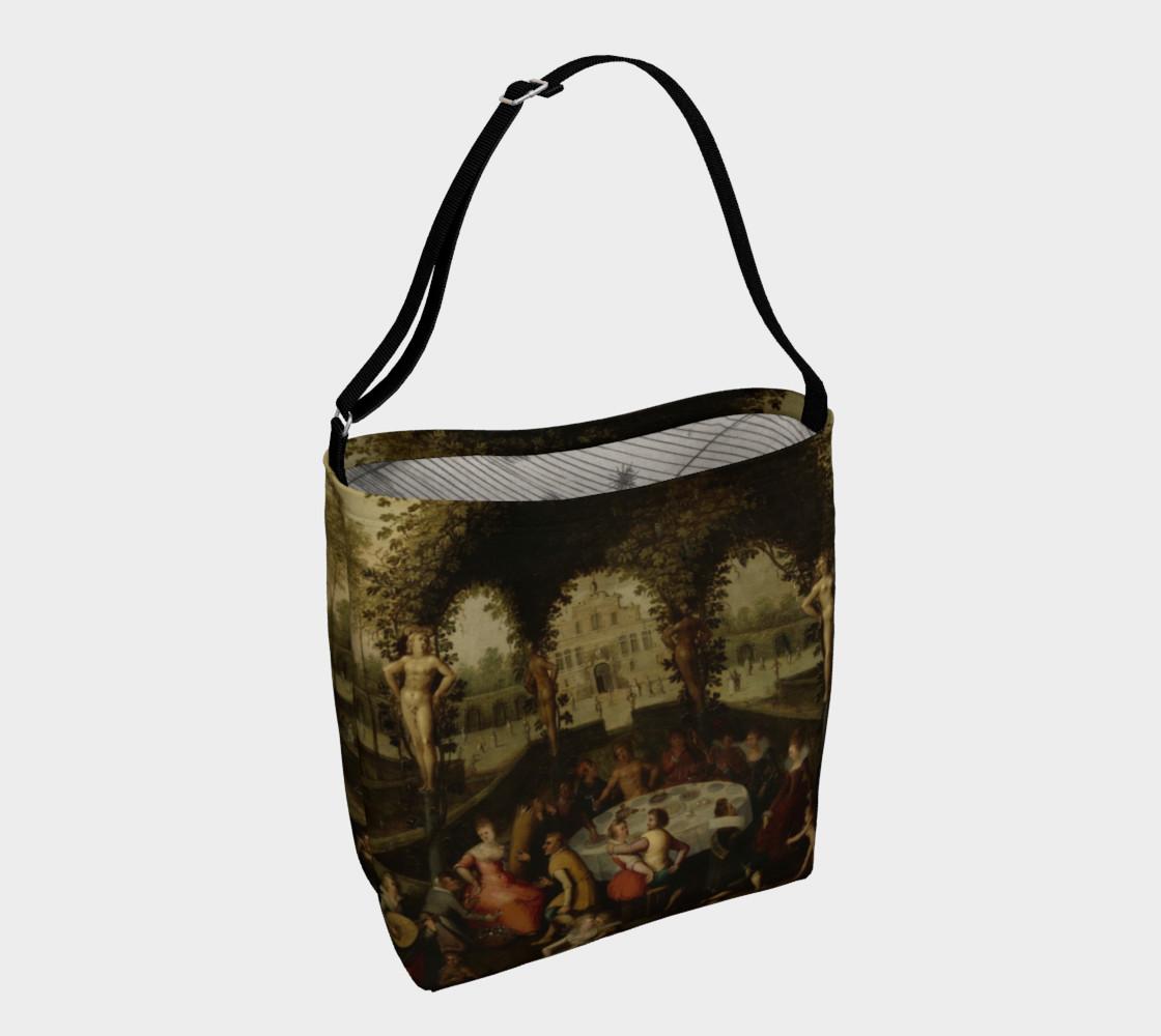Aperçu de Garden of Love - Tote Bag #1