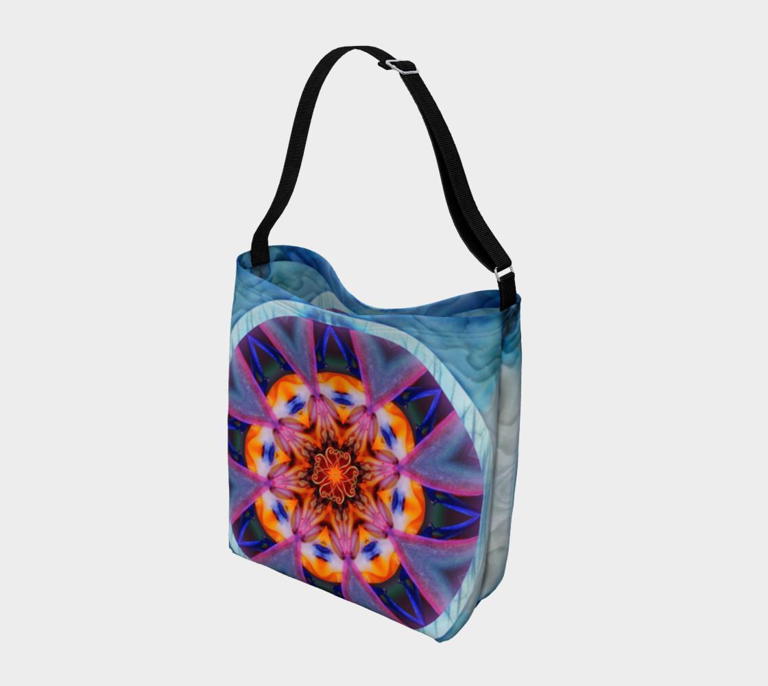 Eudaimonia Mandala Day Bag preview #2