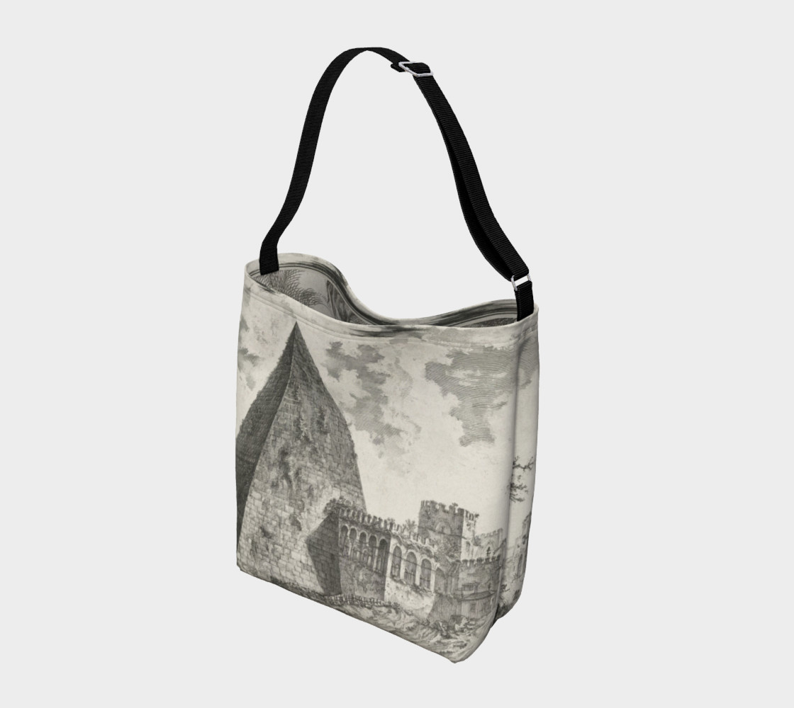 Pyramidis - Tote Bag preview #2