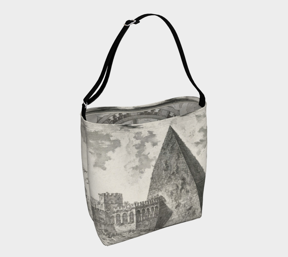 Pyramidis - Tote Bag preview #1