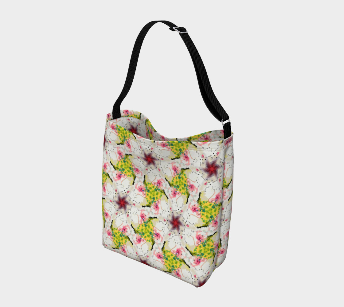 Flowers Provence Day Bag preview #2