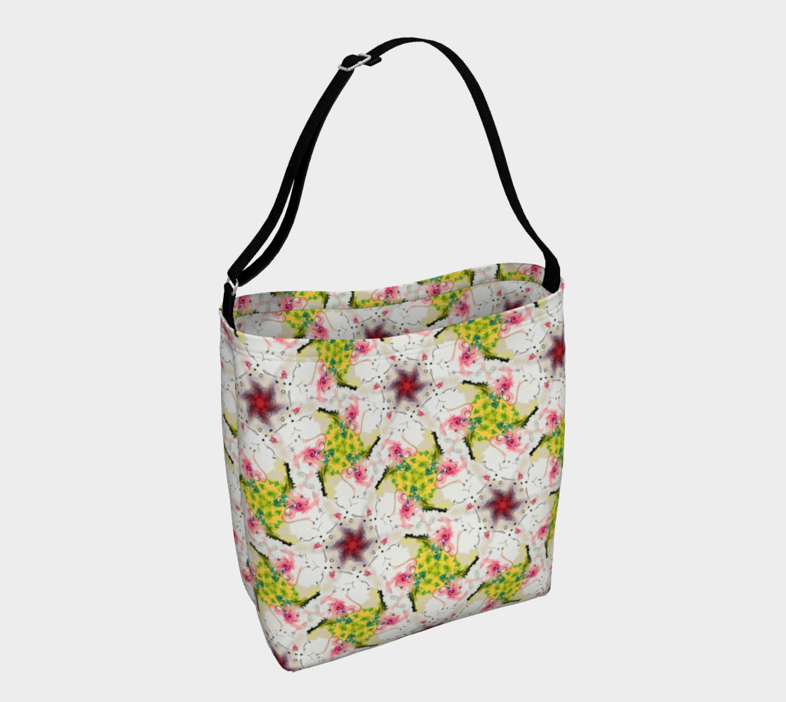 Flowers Provence Day Bag preview #1