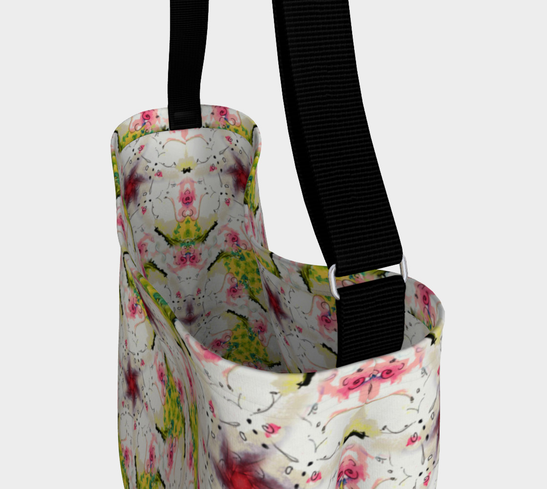 Flowers Provence Day Bag preview #3