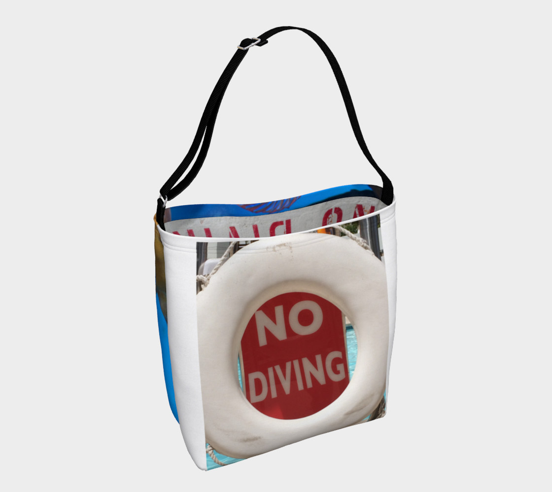 No Diving Bag $35 preview #1