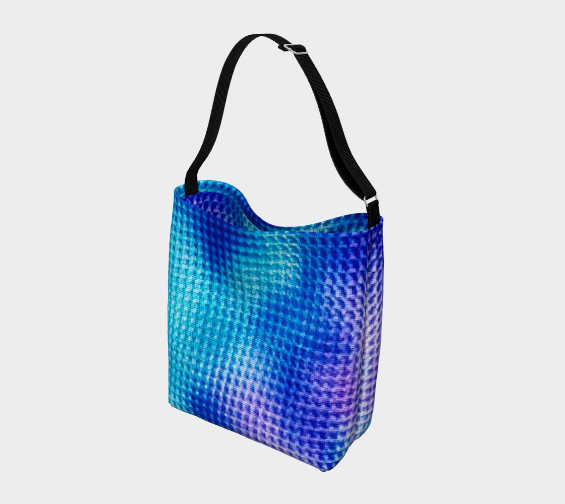 Digital Blur Day Tote preview #2