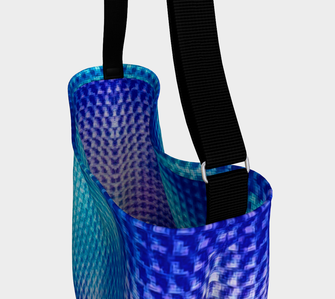 Digital Blur Day Tote preview #3