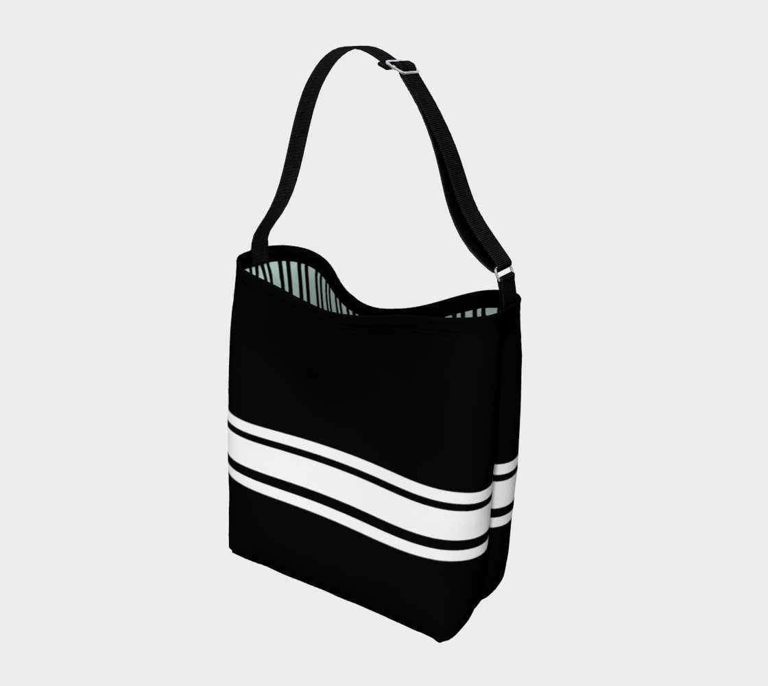 Josephina Sporty Tote (mint inside lining) preview #2