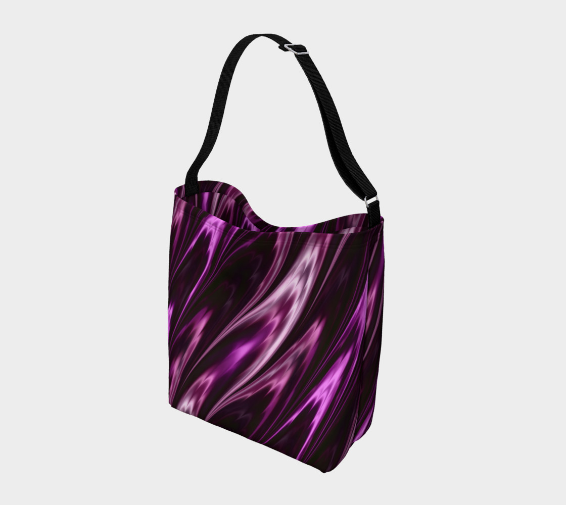 Amethyst Tote Bag preview #2