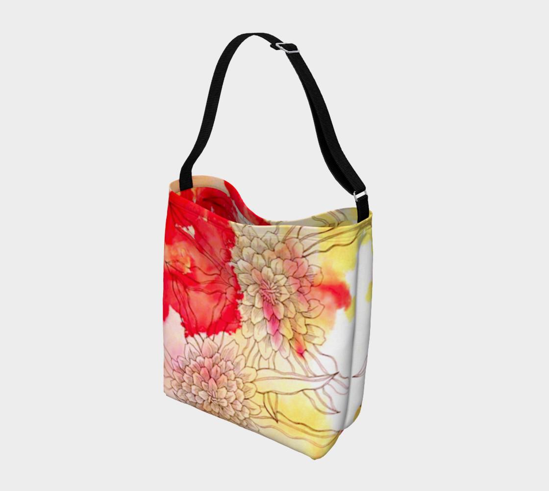 Fantasy  Flowers Bag preview #2