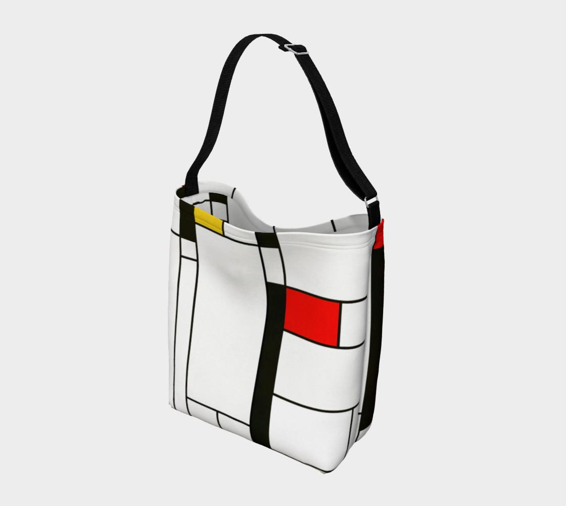 Aperçu de Mondrian Style Art #2