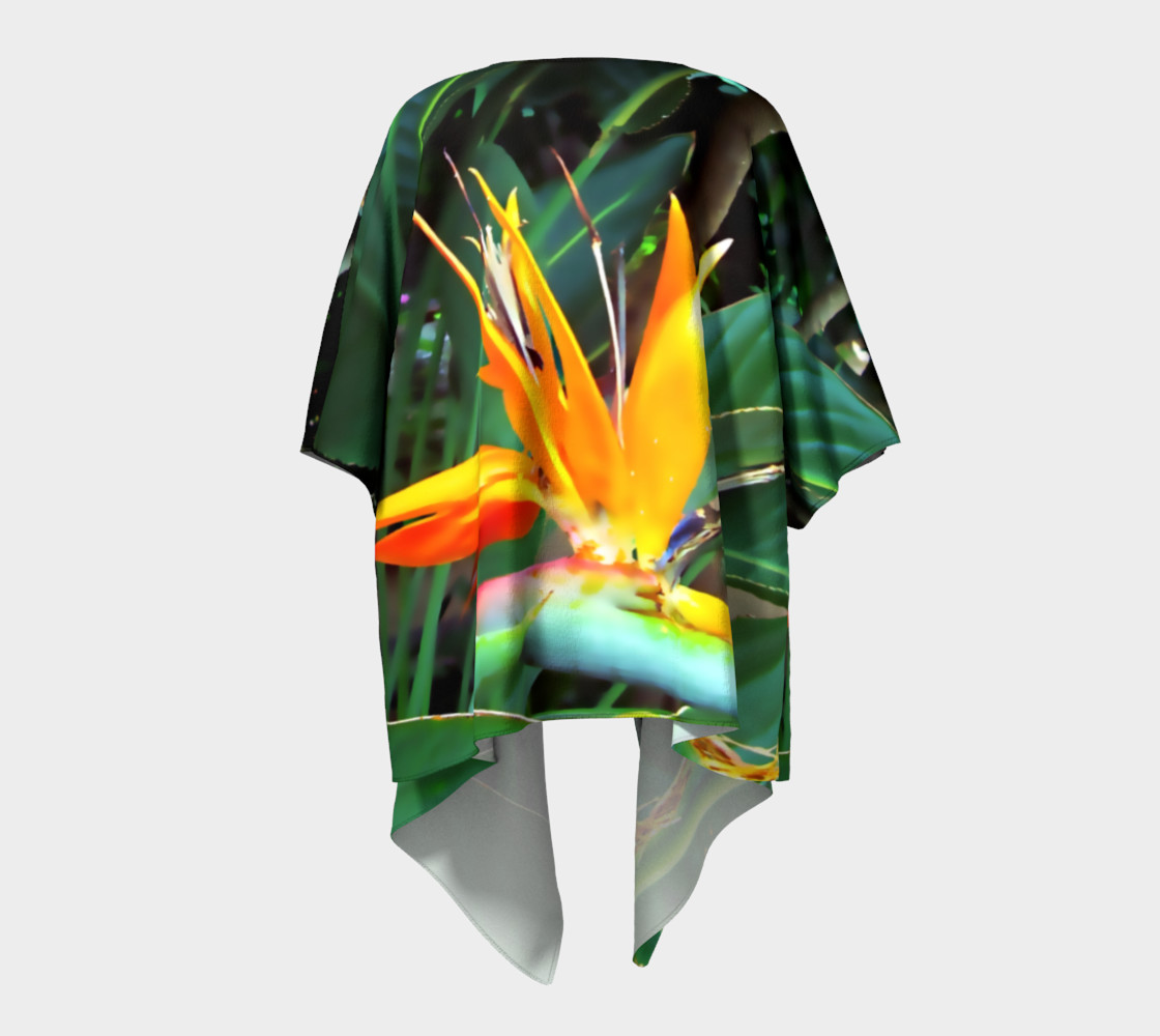 Tropical Bird of Paradise preview #4