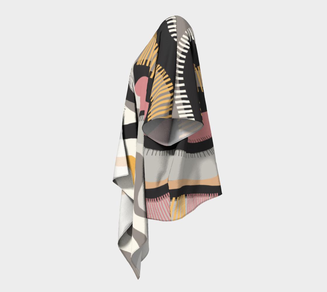 The Real Deal Draped Kimono preview #2